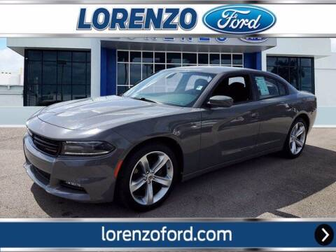 2018 Dodge Charger for sale at Lorenzo Ford in Homestead FL