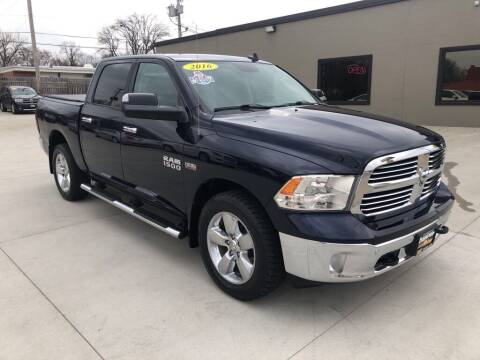 2016 RAM Ram Pickup 1500 for sale at Tigerland Motors in Sedalia MO