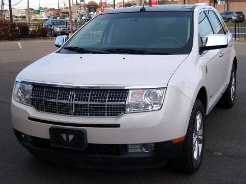 2010 Lincoln MKX for sale at MAGIC AUTO SALES in Little Ferry NJ