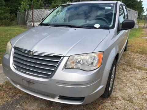 2010 Chrysler Town and Country for sale at County Line Car Sales Inc. in Delco NC