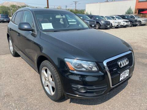 2010 Audi Q5 for sale at BERKENKOTTER MOTORS in Brighton CO