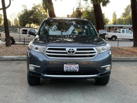 2013 Toyota Highlander for sale at CARFORNIA SOLUTIONS in Hayward CA