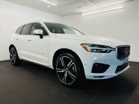 2019 Volvo XC60 for sale at Champagne Motor Car Company in Willimantic CT