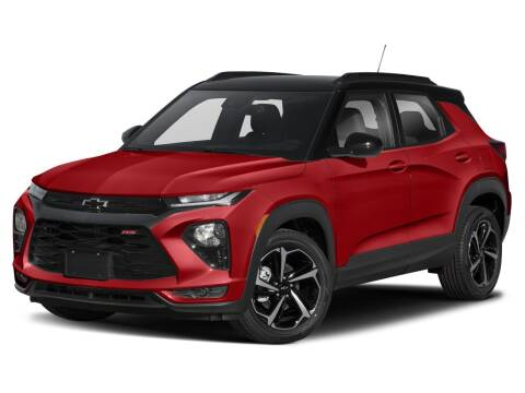 2021 Chevrolet TrailBlazer for sale at Show Low Ford in Show Low AZ