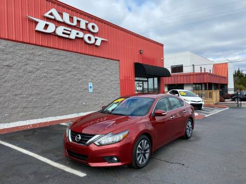 2016 Nissan Altima for sale at Auto Depot of Madison in Madison TN