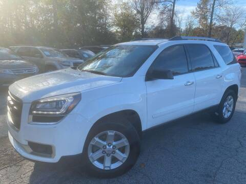 2015 GMC Acadia for sale at Car Online in Roswell GA