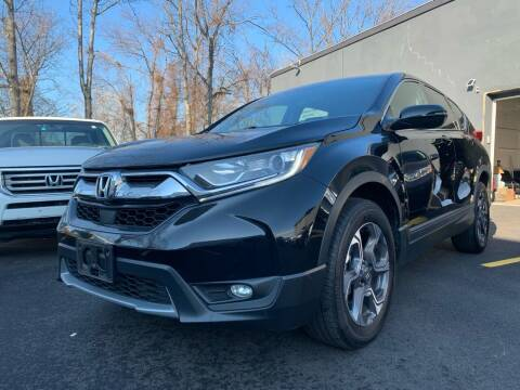2018 Honda CR-V for sale at International Auto Sales in Hasbrouck Heights NJ