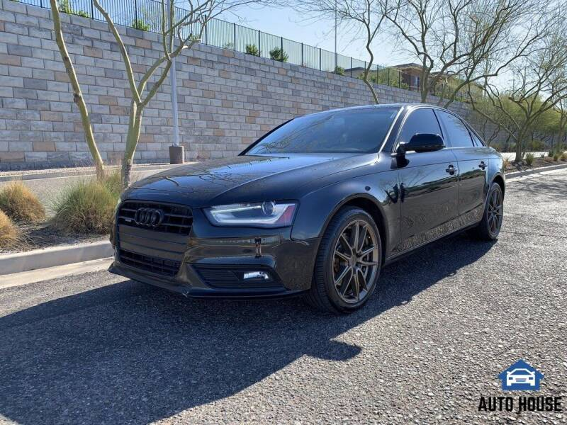2013 Audi A4 for sale at AUTO HOUSE TEMPE in Tempe AZ