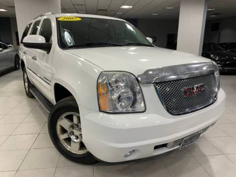 2007 GMC Yukon for sale at Cj king of car loans/JJ's Best Auto Sales in Troy MI