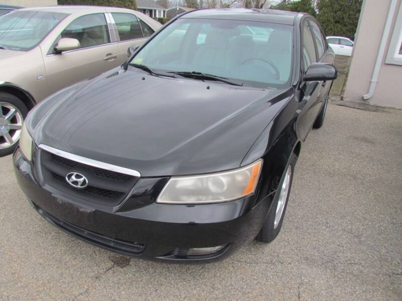 2006 Hyundai Sonata for sale at Portsmouth Auto Sales & Repair in Portsmouth RI