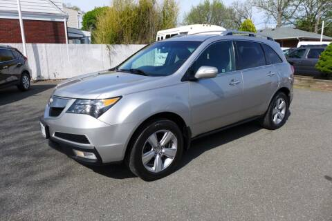 2012 Acura MDX for sale at FBN Auto Sales & Service in Highland Park NJ