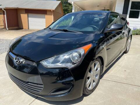 2012 Hyundai Veloster for sale at Efficiency Auto Buyers in Milton GA