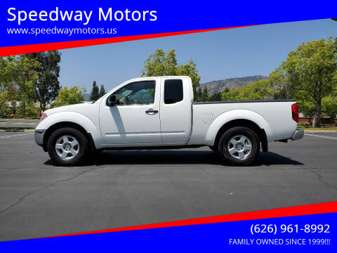 2006 Nissan Frontier for sale at Speedway Motors in Glendora CA