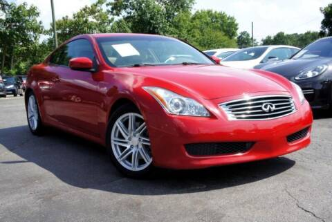 2008 Infiniti G37 for sale at CU Carfinders in Norcross GA