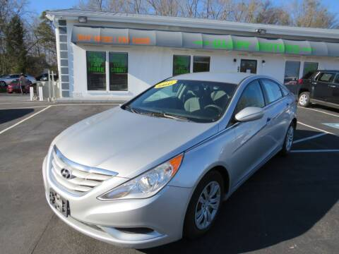 2013 Hyundai Sonata for sale at Glory Motors in Rock Hill SC