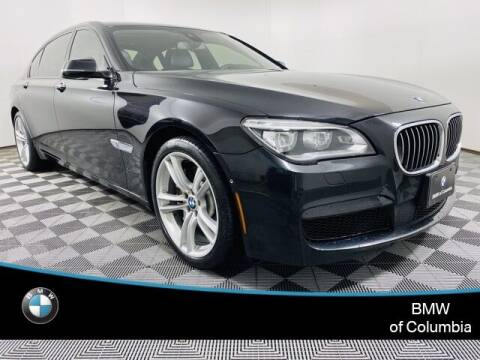 2015 BMW 7 Series for sale at Preowned of Columbia in Columbia MO