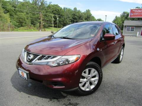 2012 Nissan Murano for sale at Guarantee Automaxx in Stafford VA