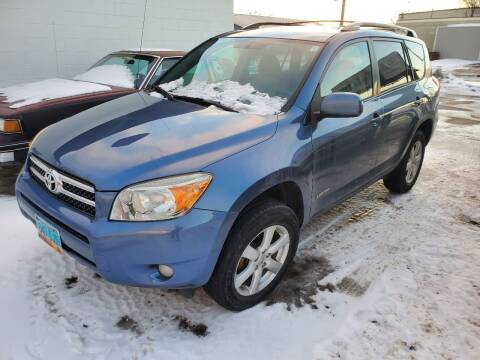 2008 Toyota RAV4 for sale at GOOD NEWS AUTO SALES in Fargo ND