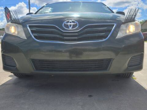 2010 Toyota Camry for sale at Warren's Auto Sales, Inc. in Lakeland FL