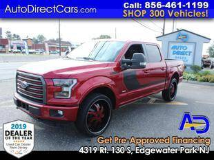 2016 Ford F-150 for sale at Auto Direct Trucks.com in Edgewater Park NJ