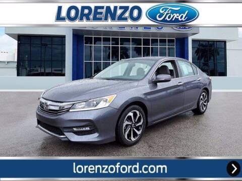 2016 Honda Accord for sale at Lorenzo Ford in Homestead FL