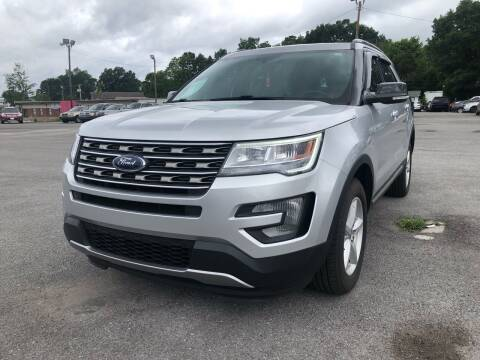 2017 Ford Explorer for sale at Morristown Auto Sales in Morristown TN