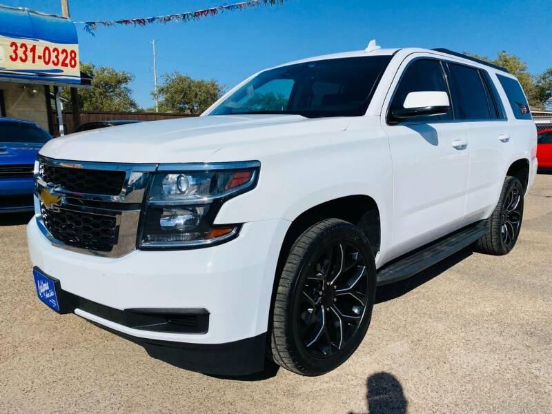 2015 Chevrolet Tahoe for sale at California Auto Sales in Amarillo TX