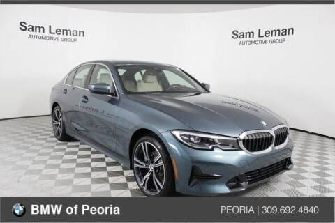 2021 BMW 3 Series for sale at BMW of Peoria in Peoria IL