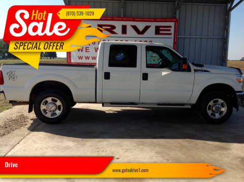 2016 Ford F-250 Super Duty for sale at Drive in Leachville AR