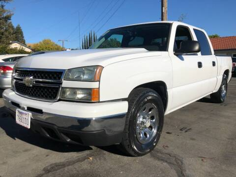 2007 Chevrolet Silverado 1500 Classic for sale at Martinez Truck and Auto Sales in Martinez CA