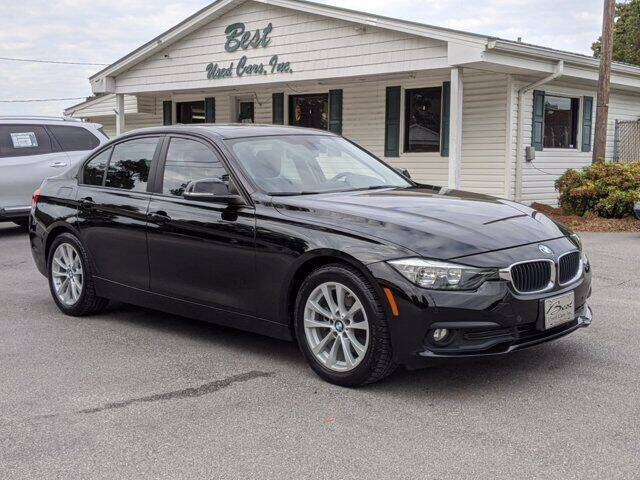 2016 BMW 3 Series for sale at Best Used Cars Inc in Mount Olive NC