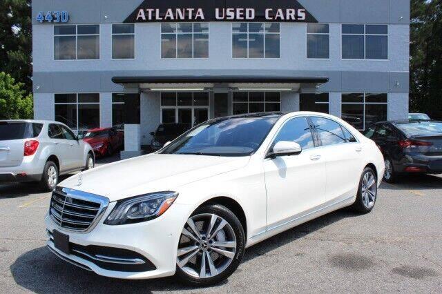 2018 Mercedes-Benz S-Class for sale in Lilburn, GA