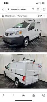 2015 Nissan NV200 for sale at DOUG'S USED CARS in East Freedom PA