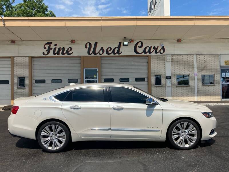 2014 Chevrolet Impala for sale at Autoplex Milwaukee in Milwaukee WI
