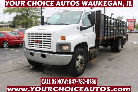 2007 GMC C6500 for sale at Your Choice Autos - Waukegan in Waukegan IL