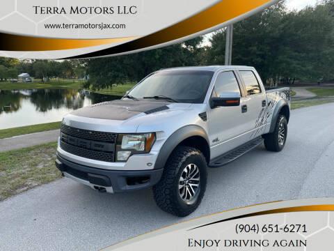2011 Ford F-150 for sale at Terra Motors LLC in Jacksonville FL