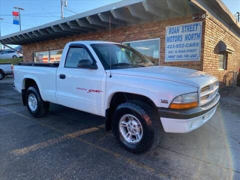 1998 Dodge Dakota for sale at PARKWAY AUTO SALES OF BRISTOL - Roan Street Motors in Johnson City TN