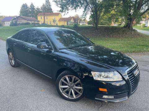 2010 Audi A6 for sale at Trocci's Auto Sales in West Pittsburg PA