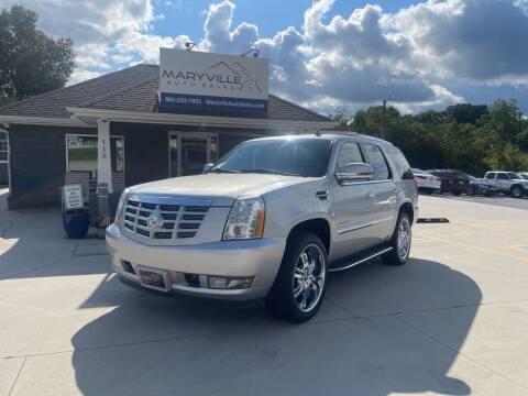 2010 Cadillac Escalade for sale at Maryville Auto Sales in Maryville TN