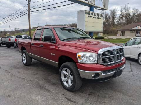 2008 Dodge Ram Pickup 1500 for sale at Route 22 Autos in Zanesville OH