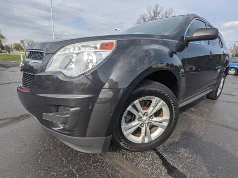 2014 Chevrolet Equinox for sale at West Point Auto Sales in Mattawan MI