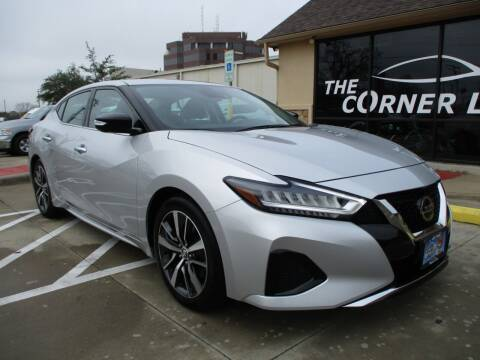 2020 Nissan Maxima for sale at Cornerlot.net in Bryan TX