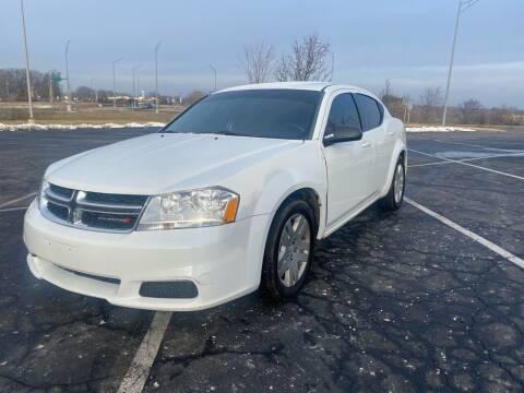 2014 Dodge Avenger for sale at Xtreme Auto Mart LLC in Kansas City MO