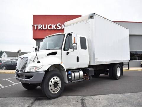 2018 International DuraStar 4300 for sale at Trucksmart Isuzu in Morrisville PA
