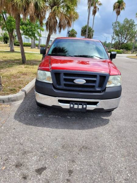 2008 Ford F-150 for sale at ATA   AUTO SALES INC in Sarasota FL