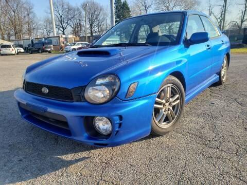 2002 Subaru Impreza for sale at Flex Auto Sales in Cleveland OH