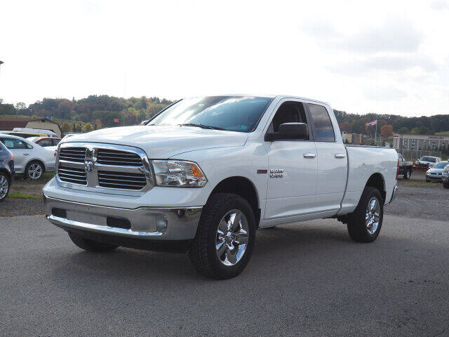 2014 RAM Ram Pickup 1500 for sale at Terrys Auto Sales in Somerset PA