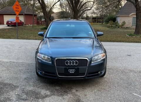 2006 Audi A4 for sale at CARWIN MOTORS in Katy TX