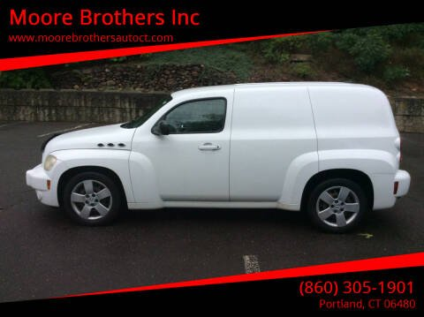 2010 Chevrolet HHR for sale at Moore Brothers Inc in Portland CT