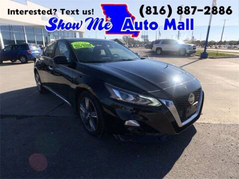 2020 Nissan Altima for sale at Show Me Auto Mall in Harrisonville MO